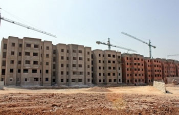 139 logements à vocation sociale à Tébourba dans le gouvernorat de Mannouba sont prêts à être remis à leurs bénéficiaires