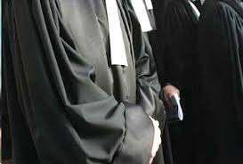 Les avocats se sont rassemblés en grand nombre