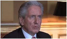 Le diplomate François Gouyette