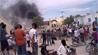 Les affrontements entre les agents de l'ordre et les manifestants se sont renouvelés à Metlaoui dans la nuit de  mercredi à jeudi. Un groupe de manifestants s'est attaqué au tribunal cantonal de