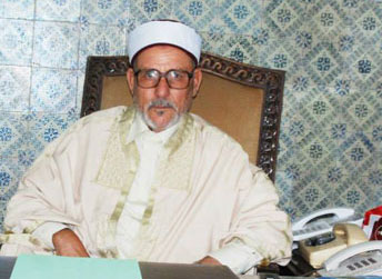 Le mufti de la République