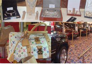 L'exposition de la vente des biens confisqués appartenant à Ben Ali sera clôturée demain