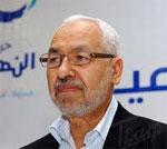 Rached Ghannouchi a affirmé que la chute du gouvernement ne peut se faire qu'à travers le retrait de la confiance par l'assemblée nationale constituante et son remplacement n'est possible