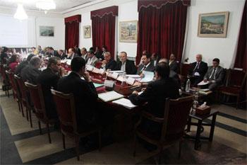 Un Conseil des Ministres