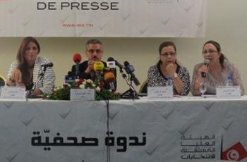 Le président de l'instance supérieure indépendante des Elections (ISIE)