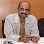 Le secrétaire général  du parti  de l'alliance démocratique  Mohamed