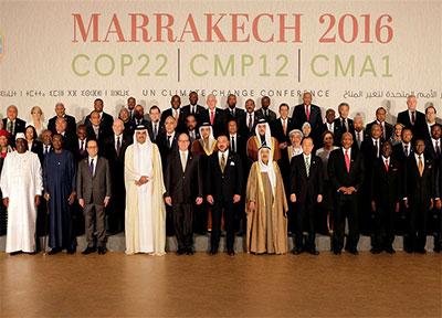 La COP22 adopte un programme pour appliquer l'accord de Paris