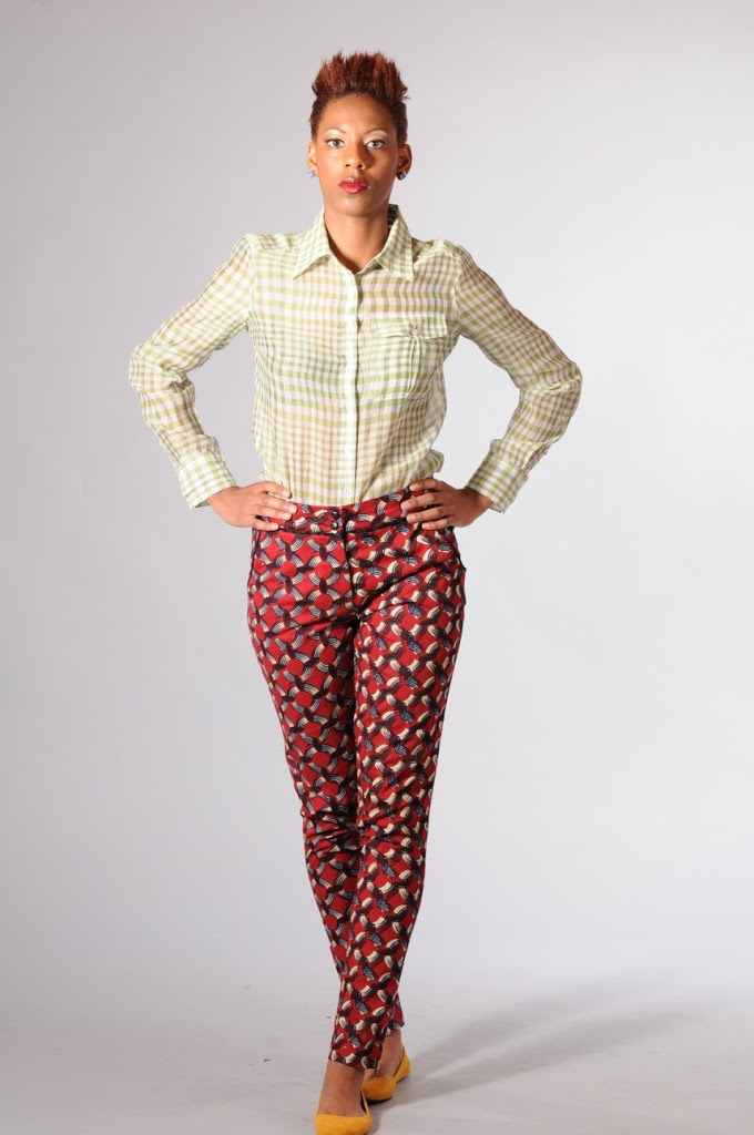 Blazers Womens Prints Of The Week: Rahyma | African Prints In Fashion