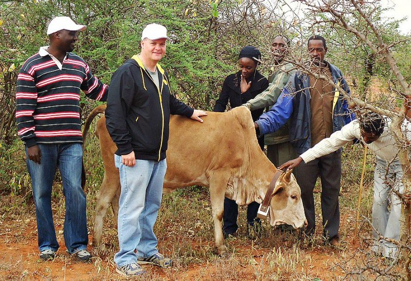 Kenyan receives Borlaug Award at World Food Prize symposium
