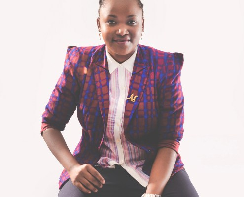 SOMETHING LIKE A FENAMENON Fena is arguably one of the most rapid success stories in Kenya today –or so it seems. She started out as a background vocalist for Muthoni the Drummer Queen and has ascended to already having her first album out – titled Fenamenon – and being the vocals behind several hit songs like 'Dutch' featuring Kagwe Mungai and Toshi, Brikicho, produced by the electro-funk afrohouse Electrique DJs and Jazz Odongo, Fenamenal Woman and Africa Massive. She has even penned songs for other artists – in case you had no idea, Fena is the one behind the lyrics of Adelle Onyango's (formerly of 1FM, now of Kiss 100) jam 'Faded'. Her most recent release is Jabulani, a song about the celebration of life and African people, and struggling to make it with nothing but also, the triumph of eventually making it. It is an inspirational song, definitely, especially from someone who has done so much more; already, Fena is representing Kenya outside of Kenya. She just got back from London, where she performed at a concert at Excel London dubbed Gal Power alongside Wangechi, Mumbi and Xtatic to 'End Sexual Violence in Conflict'. Before that she was performing in South Africa, and it seems there will be many things more to come. Did we mention that she is officially best friends with Angelina Jolie? Read more to find out about their magic moment, and to see what juju this Kenyan phenomenon is using to reach for –and become – the stars.