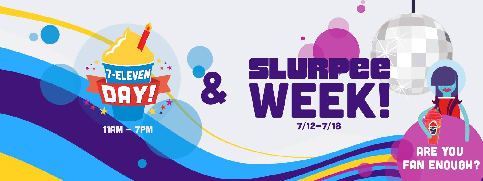 7/11 Deals Free Slurpees 7 11 Plus Additional Free Deals All Week