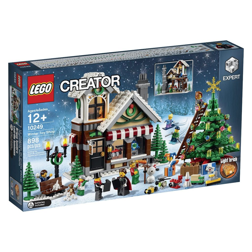 Kerst Marktplaats Amazon Huge Price Drop: Lego Creator Expert Winter Toy