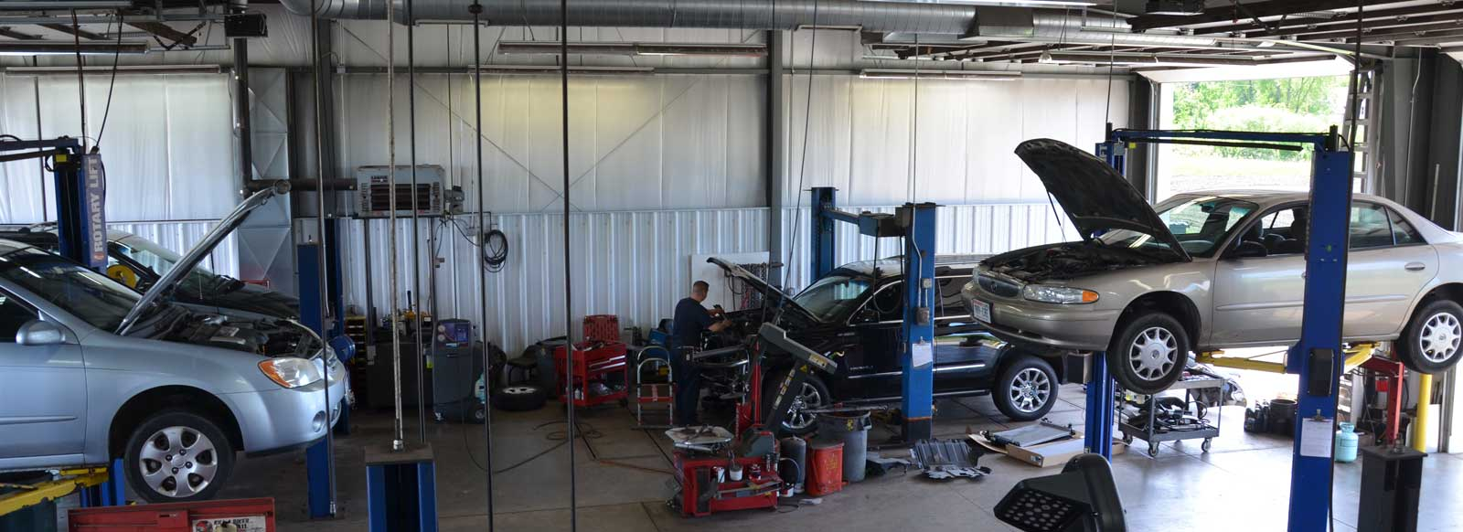Repair Shop Your Trusted Auto Repair Shop In Hortonville Wi Afs Service