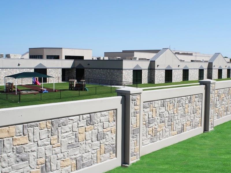 What Can Precast Concrete Commercial Fences, Gates and