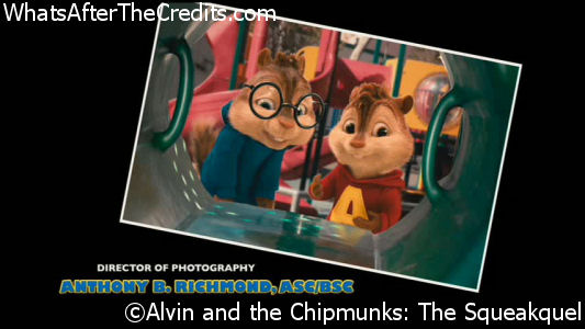 alvin and the chipmunks the squeakquel 2009 aftercredits