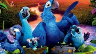 Rio 2 - Non-Stinger - It's a jungle out there for Blu, Jewel and their three kids after they're hurtled Rio de Janeiro to the wilds of the Amazon.