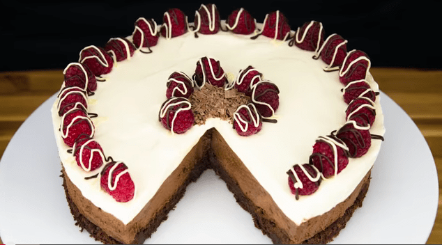 A Yummy Triple Chocolate Mousse Cake Recipe From Cookies Cupcakes