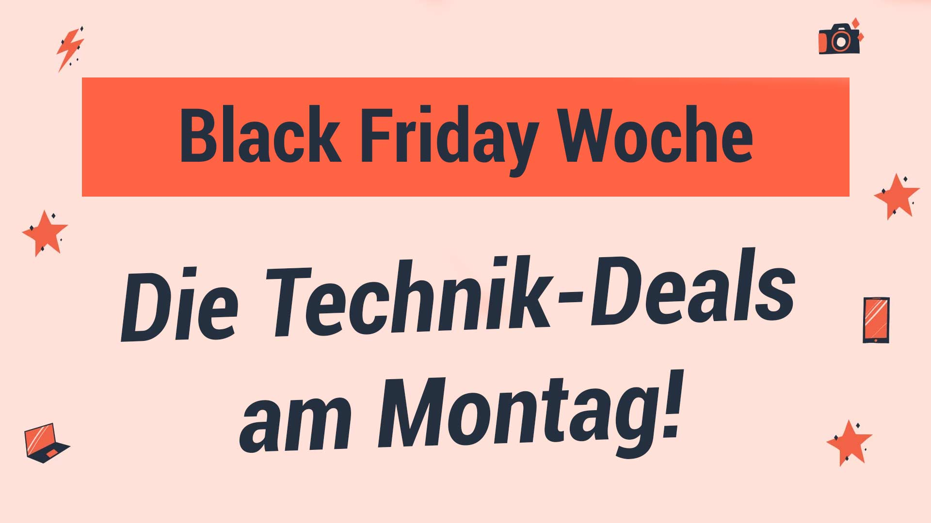 Black Friday Woche Die Technik Deals Am Montag Aftvhacks