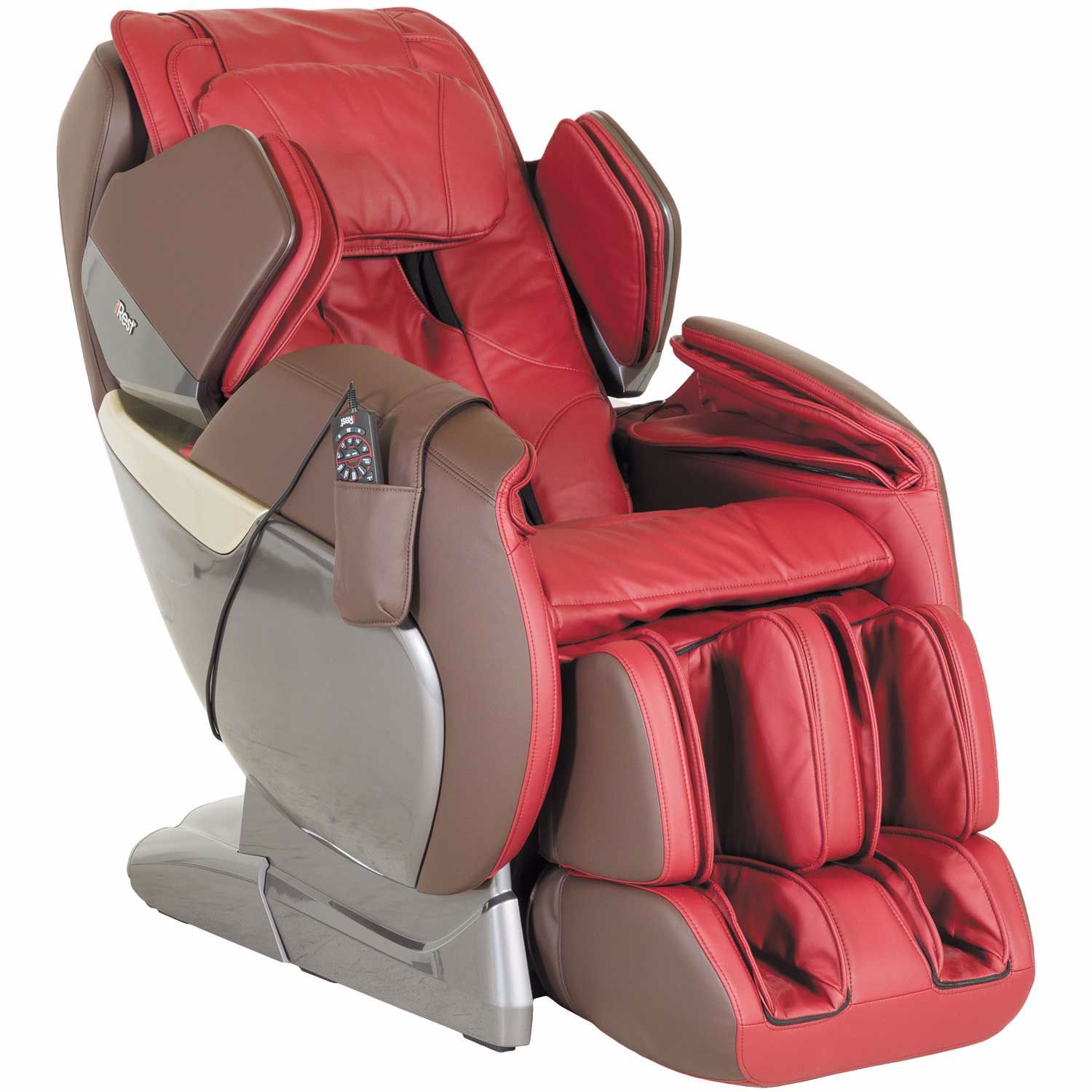 Massage Chair Cover Red 2d Intelligent Heat And Massage Chair
