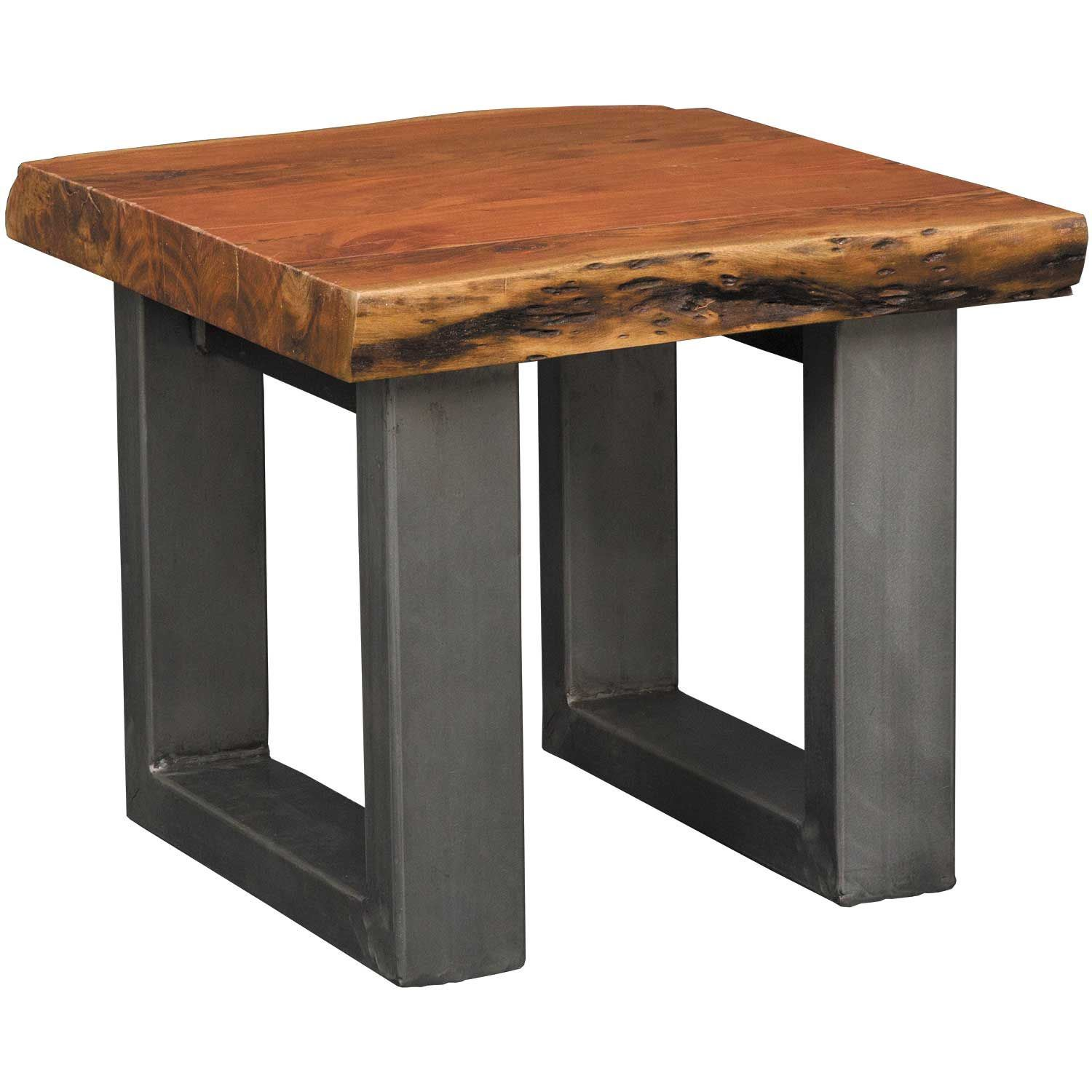 Urban Sofa Live Edge Live Edge End Table