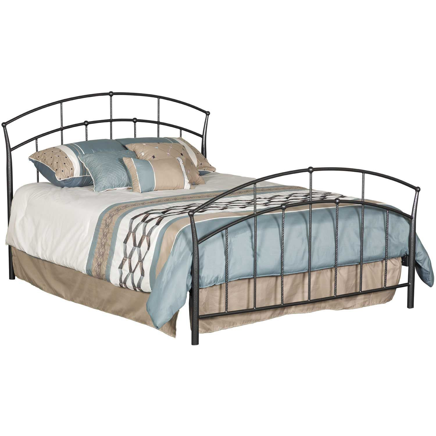 Queen Bed Frame Raymond Metal Queen Bed