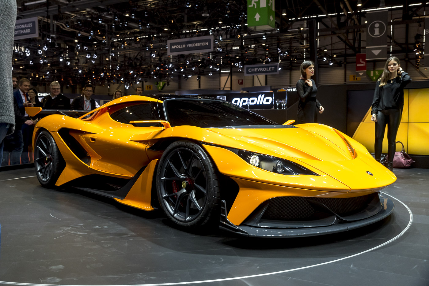 Lamborghini Aventador Cars Wallpapers Geneva 2016 Apollo Arrow De Return Of Gumpert