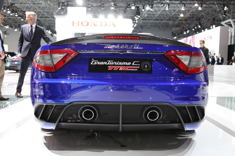 Maserati granturismo purple interior 2017 2018 best