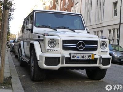 Mercedes-Benz G 63 AMG 2012 - 18 November 2012 - Autogespot