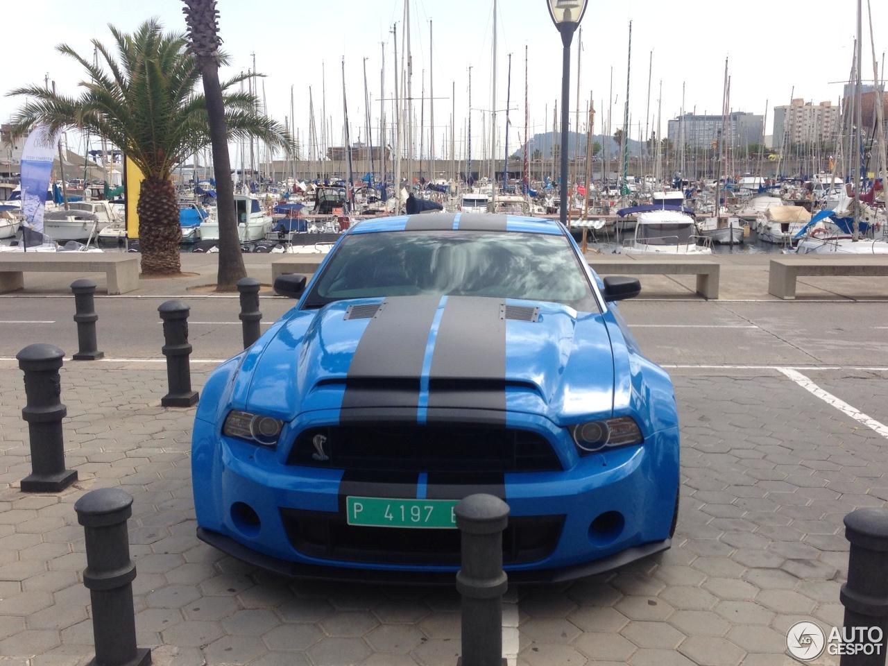 Ford mustang shelby gt500 2013 19 juli 2014 autogespot