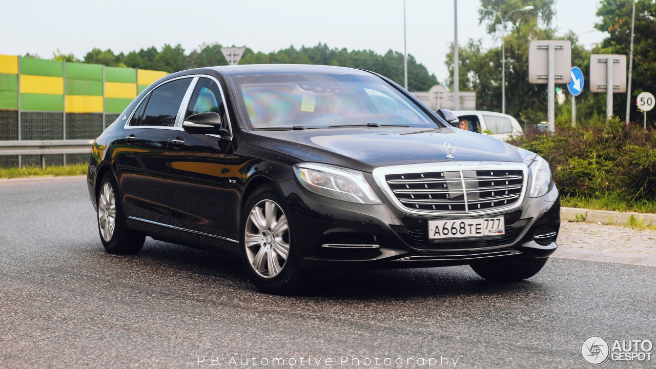mercedes maybach 2016 price
