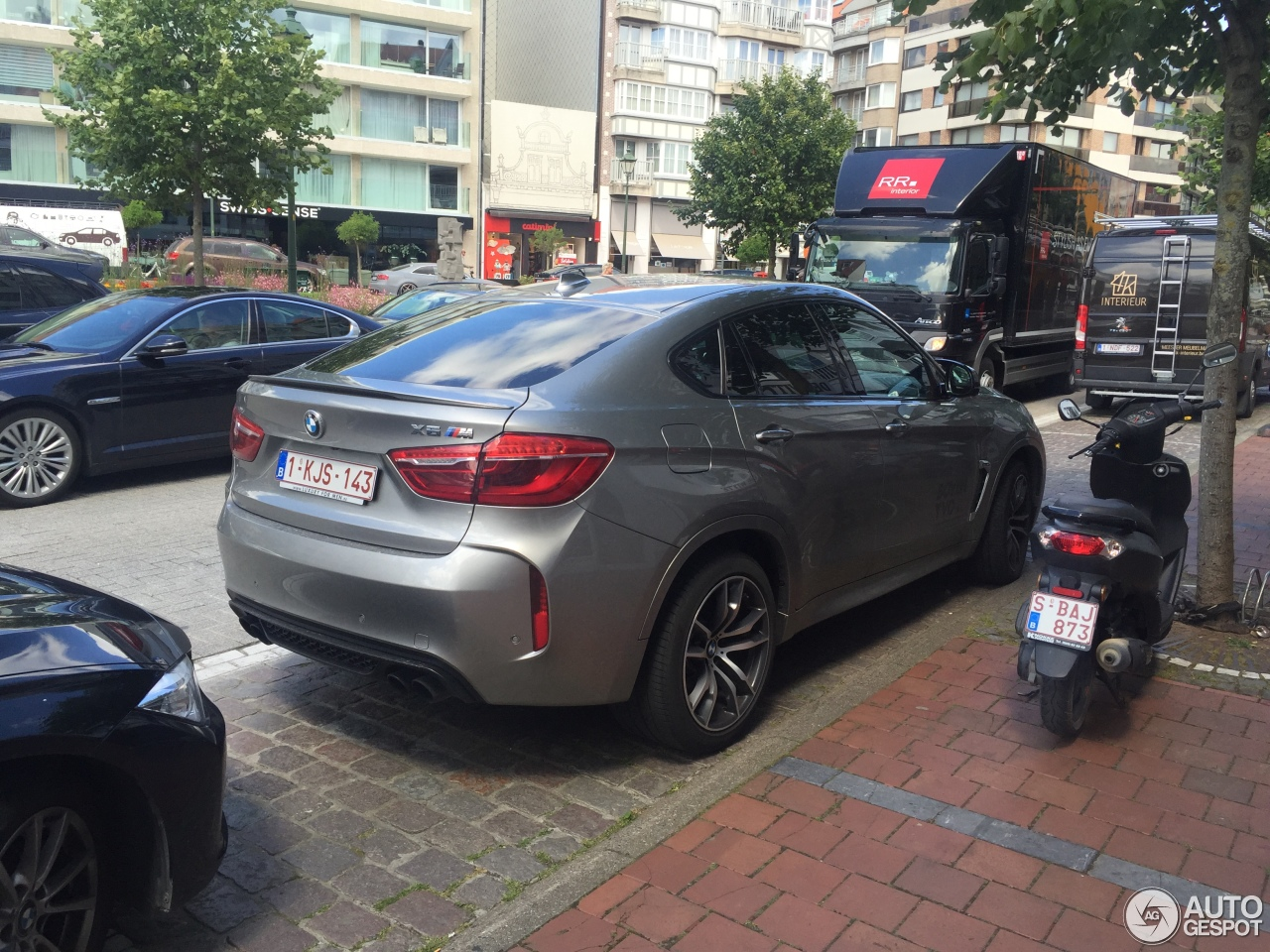 Interieur X6 Bmw Bmw X6 M F86 14 July 2016 Autogespot