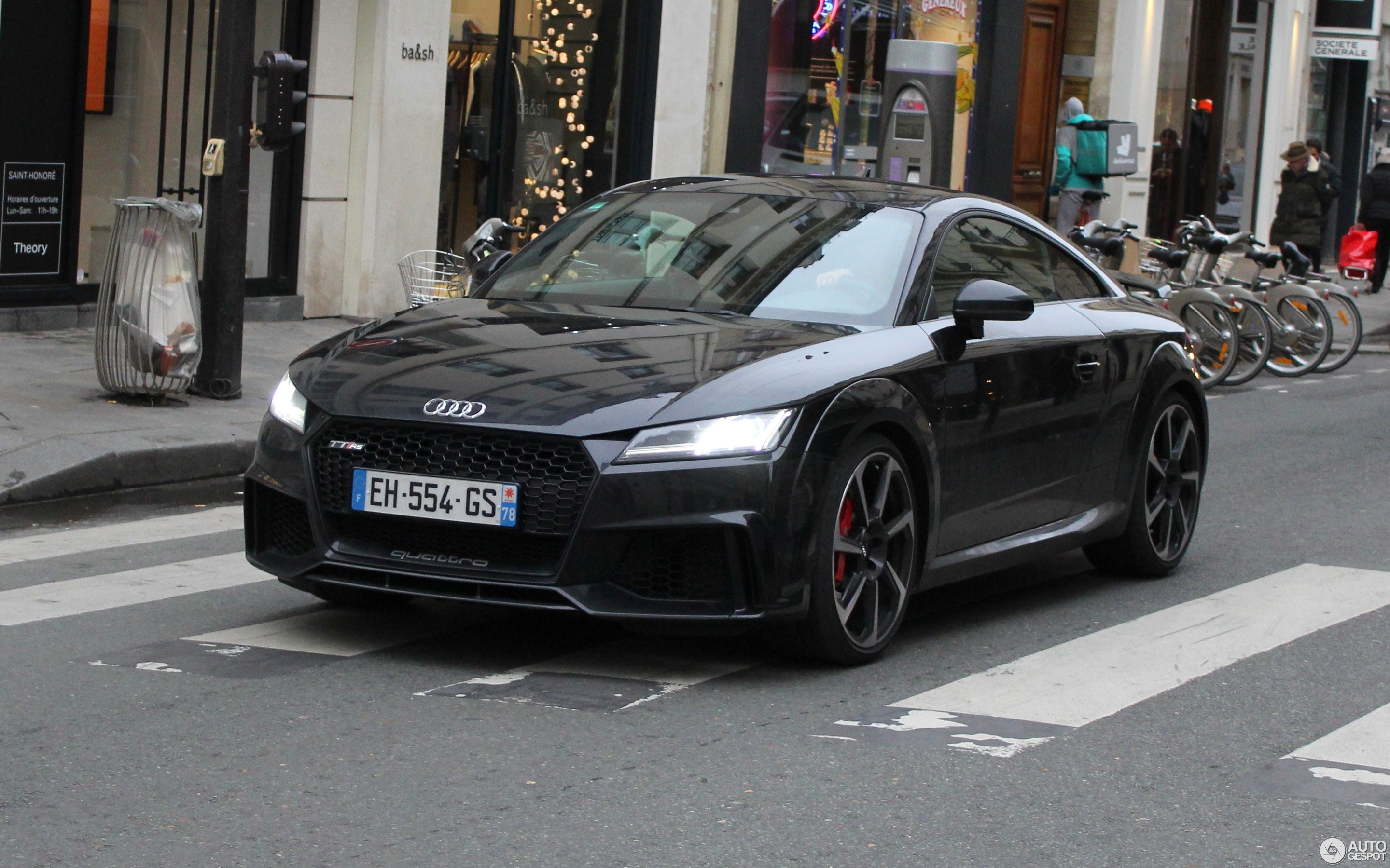 Tt 2017 Audi Tt Rs 2017 4 January 2017 Autogespot
