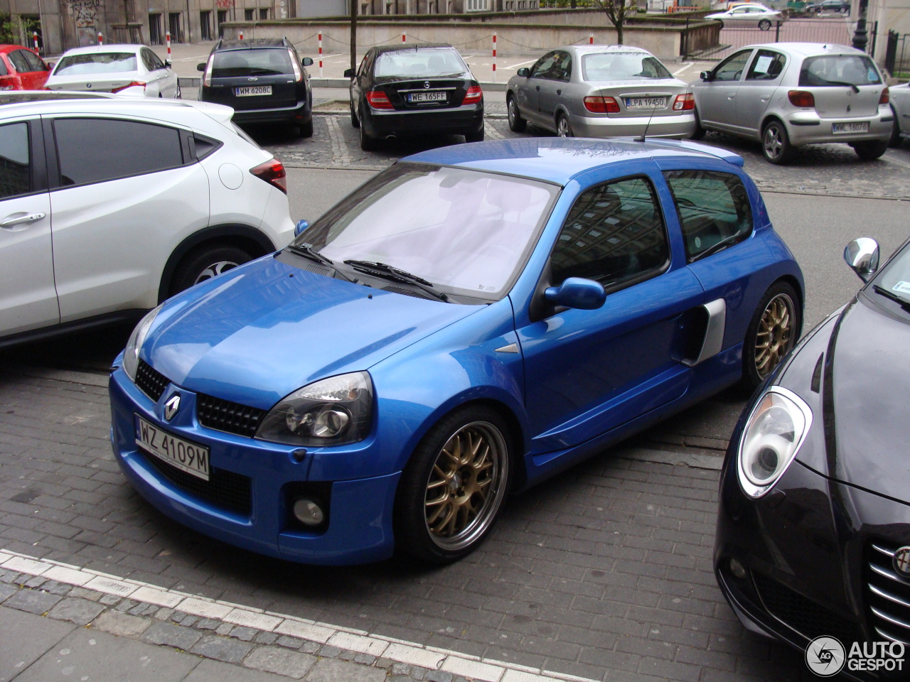 Clio V6 Renault Clio V6 Phase Ii 22 April 2017 Autogespot