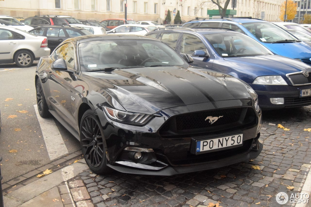 Neuer Ford Mustang 2015 Ford Mustang Gt 2015 10 Mai 2017 Autogespot