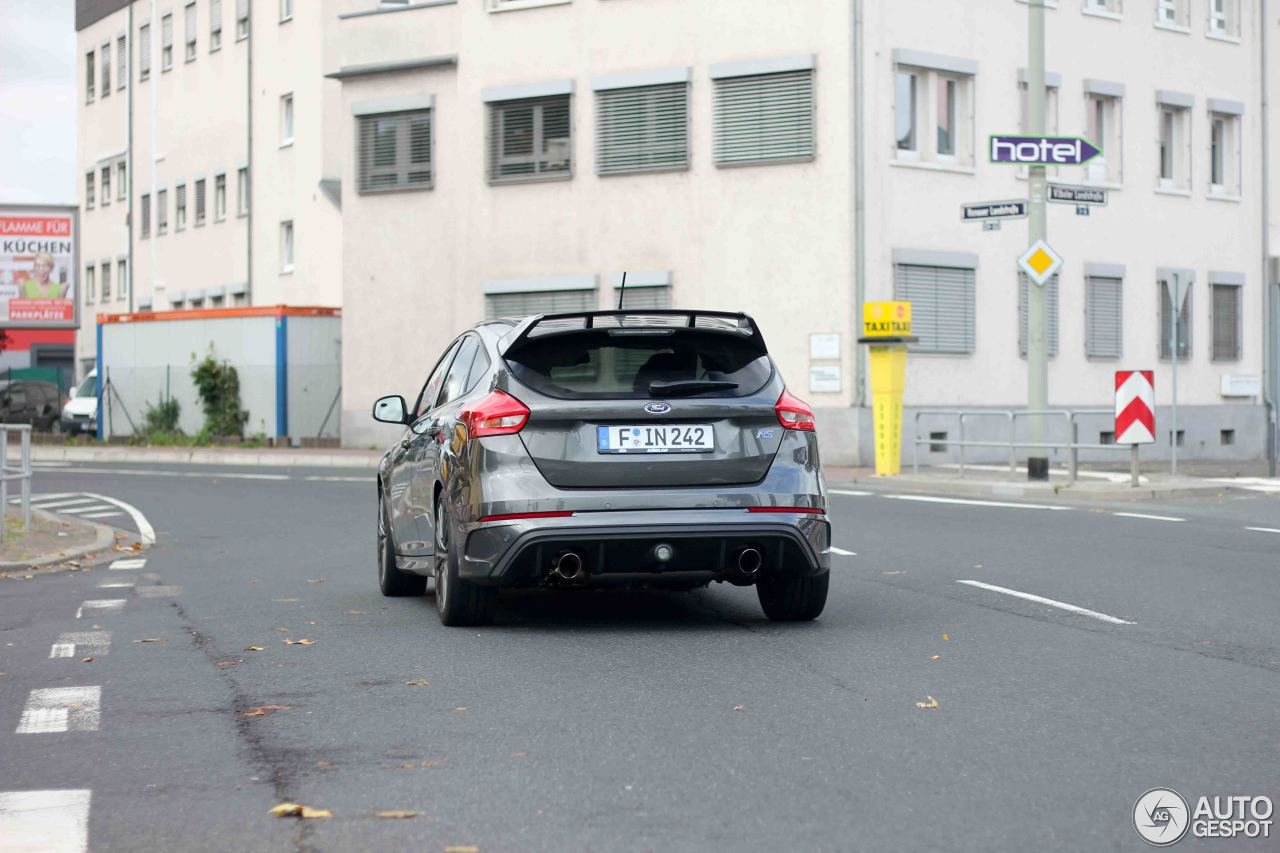 Crossover Küche Frankfurt Ford Focus Rs 2015 8 October 2017 Autogespot