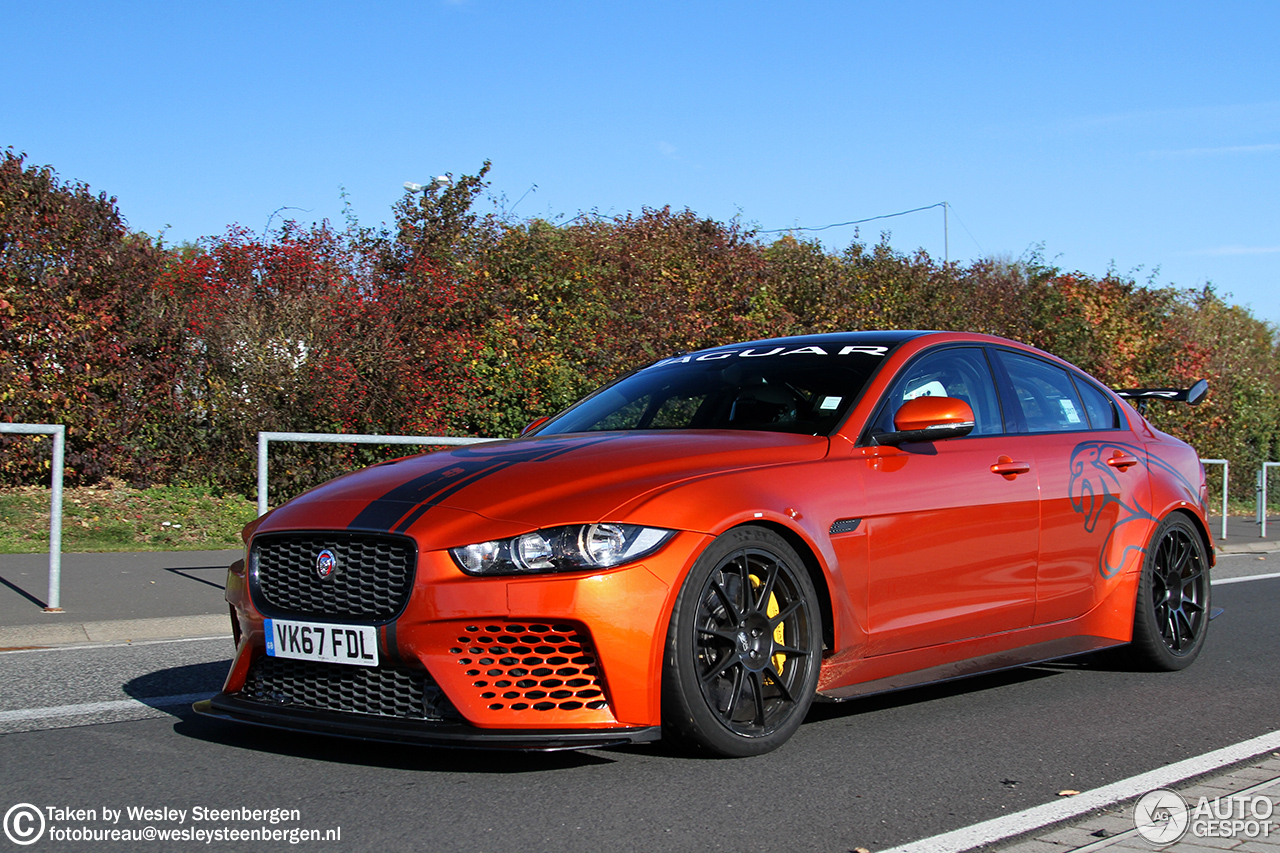 Jaguar Xe Sv Project 8 Jaguar Xe Sv Project 8 24 October 2017 Autogespot