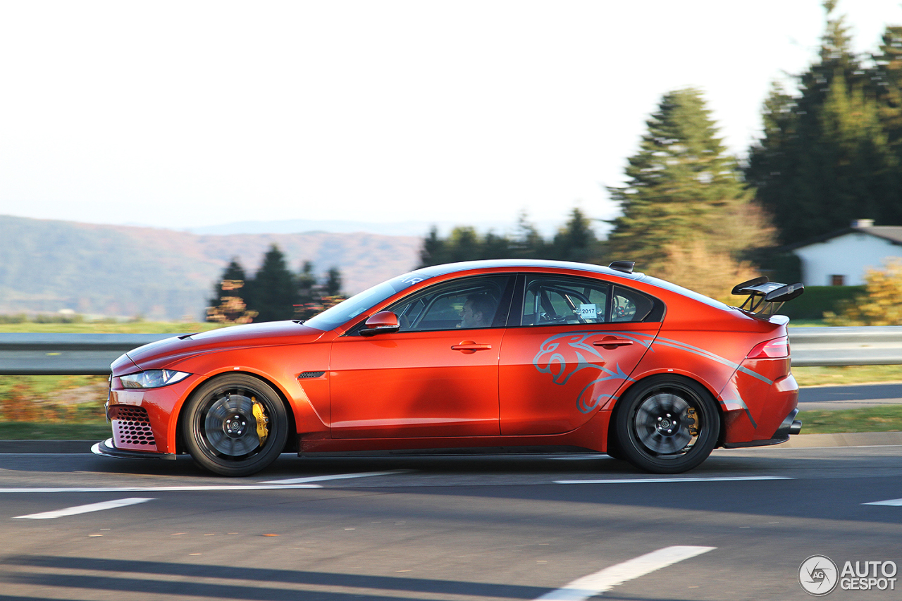 Jaguar Xe Sv Project 8 Jaguar Xe Sv Project 8 4 November 2017 Autogespot