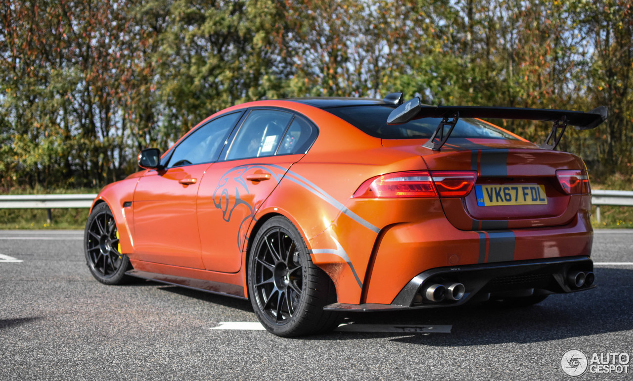Jaguar Xe Sv Project 8 Jaguar Xe Sv Project 8 8 November 2017 Autogespot