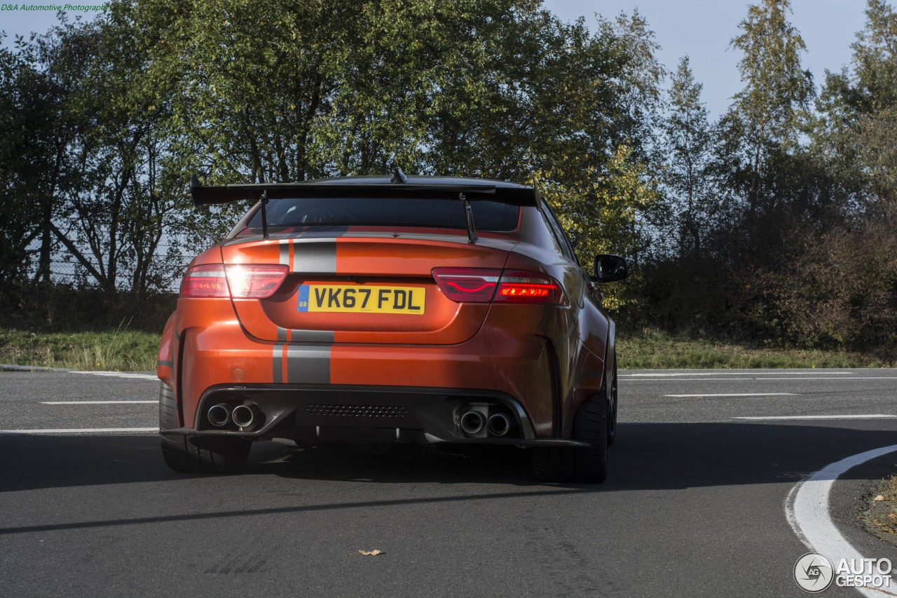 Jaguar Xe Sv Project 8 Jaguar Xe Sv Project 8 23 November 2017 Autogespot