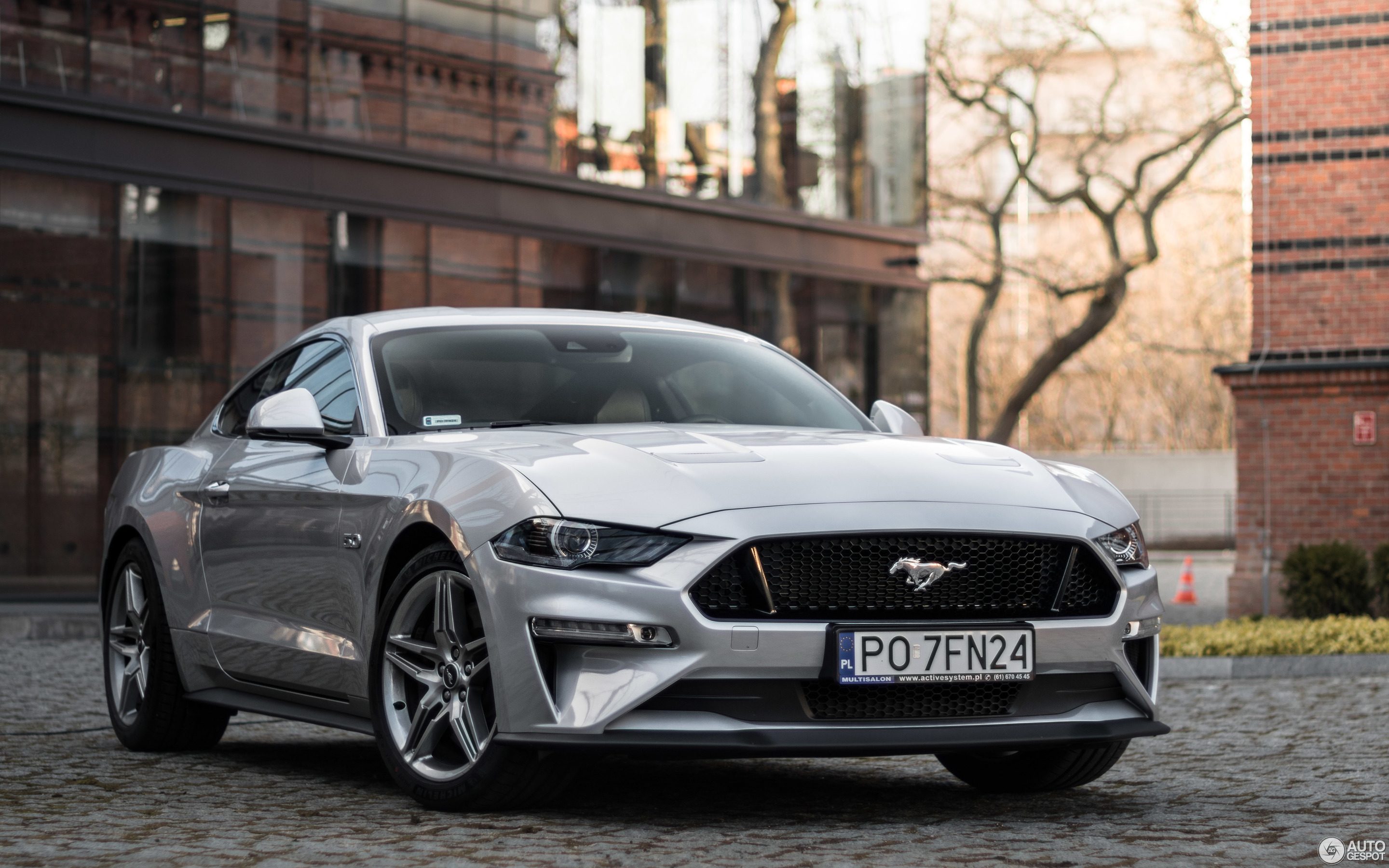 Ford Mustang Gt 2018 31 March 2018 Autogespot