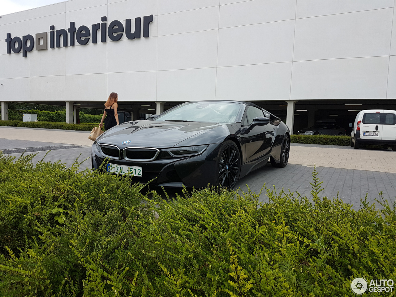Bmw I8 Interieur Bmw I8 Roadster 9 July 2018 Autogespot
