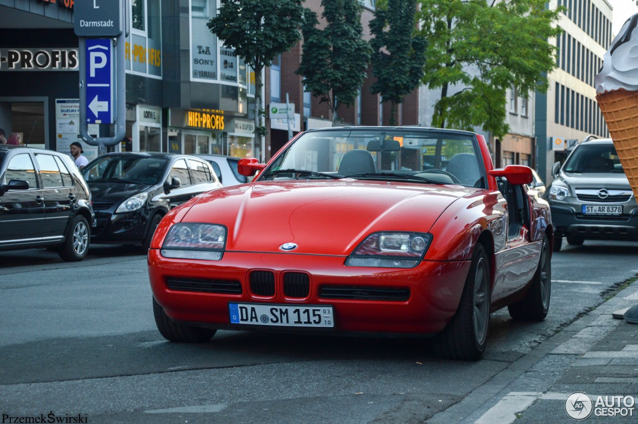 Hifi Darmstadt Bmw Z1 15 July 2018 Autogespot