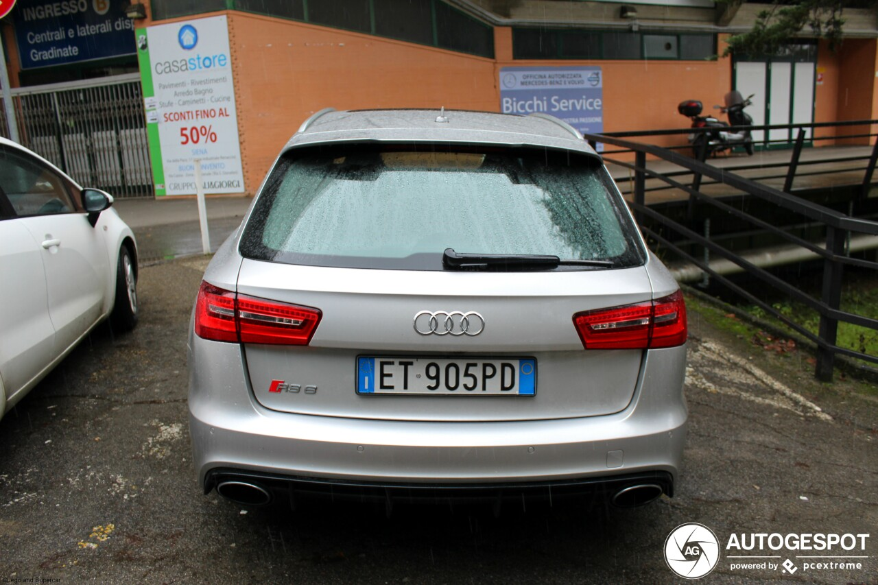 Arredobagno Este Audi Rs6 Avant C7 22 January 2019 Autogespot