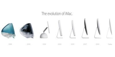 Apple Computers Evolution | Alizée GALLET