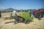 مأساة:آلة حصاد تتسبب في مقتل شاب وتحول جثته إلى أشلاء بورزازات