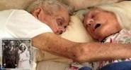 بعد 75سنة زواج..وفاة زوجين بأحضان بعضهما بفارق ساعات قليلة