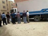 أمن تيكوين يطيح بسائق شاحنة متابع في قضية التهريب الدولي للمخدرات
