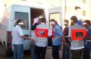 الشرطة القضائية بأيت ملول تعتقل عنصران من العصابة الإجرامية التي كان آخر ضحايها طفل قاصر أصيب بعاهة مستديمة
