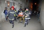 إصابة 4 أشخاص بحروق خطيرة في انفجار قنينة غاز بأكادير