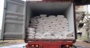توقيف شاحنة قادمة إلى أكادير و على متنها أطنان من المواد الغذائية المهربة